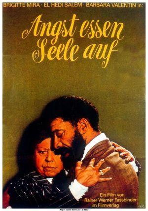 "Poster art for ""Ali: Fear Eats the Soul."""