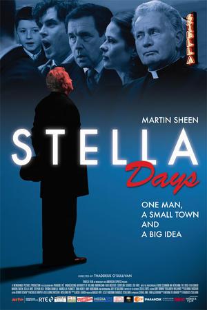 "Poster art for ""Stella Days."""
