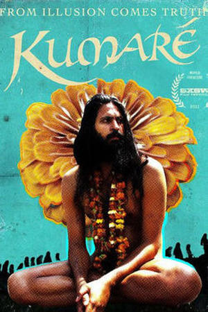 "Poster art for ""Kumaré."""