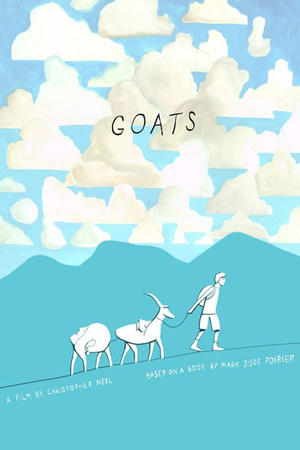 "Poster art for ""Goats."""