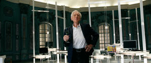 """Max von Sydow in """"Branded."""""""