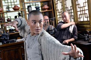 """Daniel Wu in """"Tai Chi 0."""""""