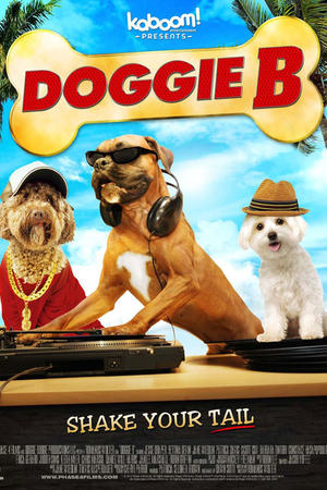 "Poster art for ""Doggie B."""