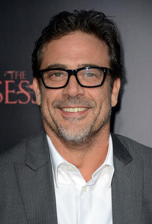 "Jeffrey Dean Morgan at the California premiere of ""The Possession."""