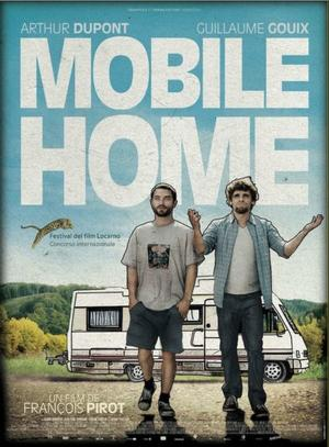 "Poster art for ""Mobile Home."""