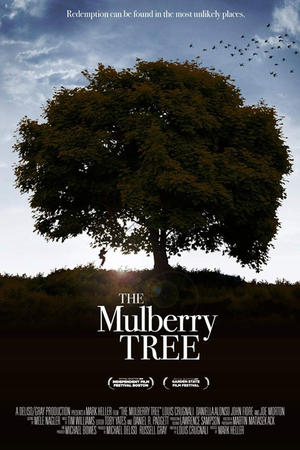 "Poster art for ""The Mulberry Tree."""