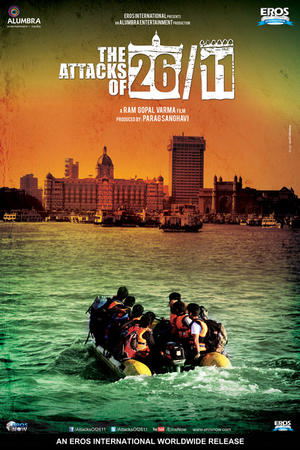 "Poster art for ""The Attacks of 26/11."""