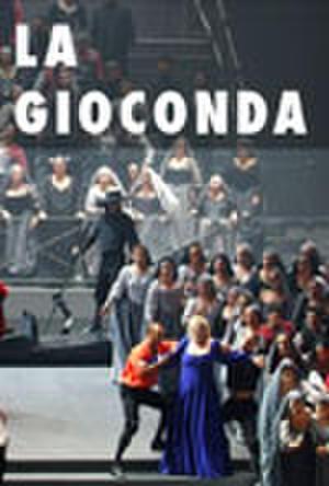 """Poster art for """"La Gioconda."""""""