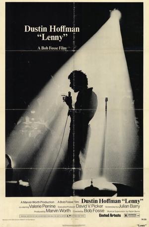 """Poster art for """"Lenny."""""""