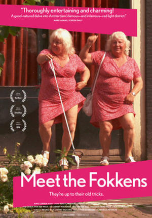 "Poster art for ""Meet the Fokkens."""
