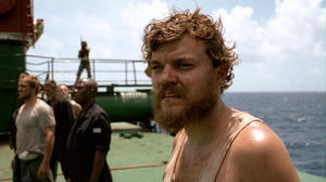 "Pilou Asbaek in ""A Hijacking."""