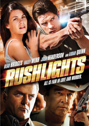 "Poster art for ""Rushlights."""