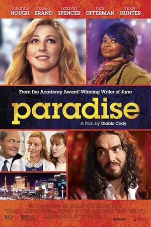 "Poster art for ""Paradise."""
