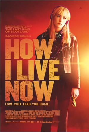 "Poster art for ""How I Live Now."""