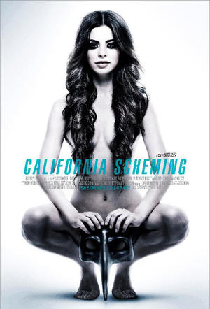 "Poster art for ""California Scheming."""
