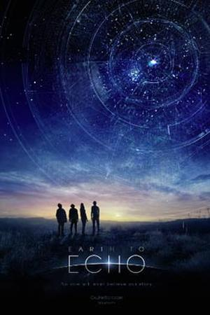 "Poster art for ""Earth to Echo."""