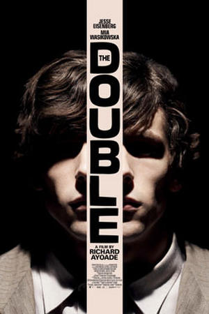 "Poster art for ""The Double"""