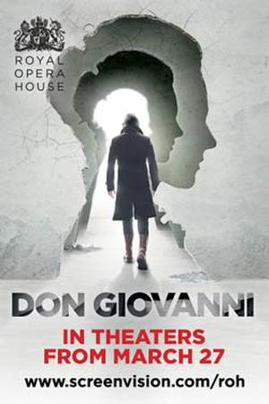 "Poster art for ""Don Giovanni."""
