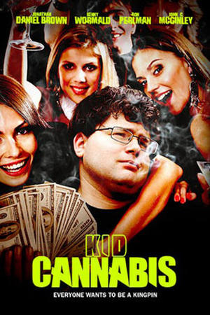 """Poster art for """"Kid Cannabis"""""""