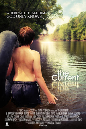 "Poster art for ""The Current."""