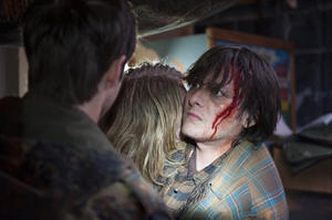 """A scene from """"Aftermath."""""""
