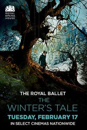 "Poster art for ""Royal Ballet: The Winter's Tale."""