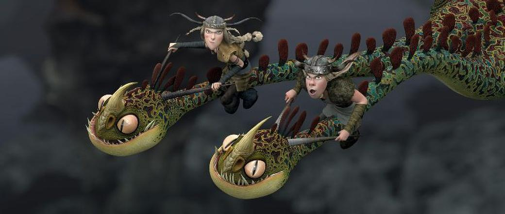 How to Train Your Dragon (2010) Movie Photos and Stills ...