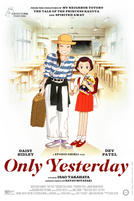 Only Yesterday showtimes and tickets