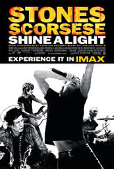 Shine a Light: The IMAX Experience showtimes and tickets