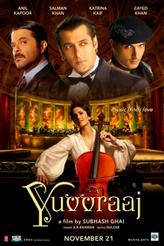 Yuvvraaj showtimes and tickets