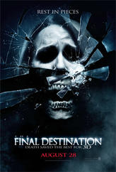 The Final Destination 3D showtimes and tickets
