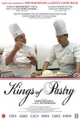 Kings of Pastry showtimes and tickets