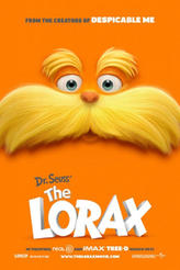Dr. Seuss' The Lorax 3D showtimes and tickets
