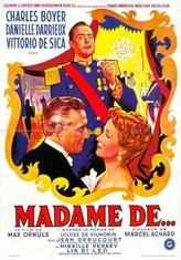 The Earrings of Madame De.../Le Plaisir showtimes and tickets