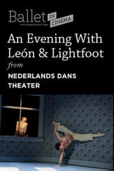 Nederlands Dans Theater's An Evening With Sol Leon and Paul Lightfoot showtimes and tickets
