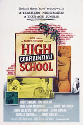 High School Confidential / Untamed Youth showtimes and tickets