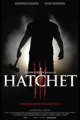 Hatchet III showtimes and tickets