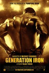 Generation Iron showtimes and tickets