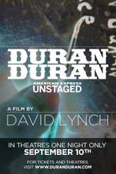 Duran Duran: Unstaged showtimes and tickets