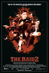 The Raid 2 showtimes and tickets