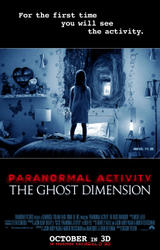 Paranormal Activity: The Ghost Dimension showtimes and tickets