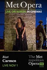 The Metropolitan Opera: Carmen showtimes and tickets