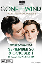 TCM Presents Gone with the Wind showtimes and tickets