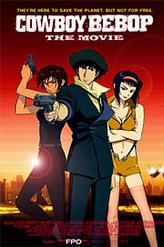 Cowboy Bebop: The Movie showtimes and tickets