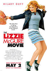 The Lizzie McGuire Movie showtimes and tickets