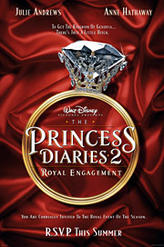 The Princess Diaries 2: Royal Engagement showtimes and tickets