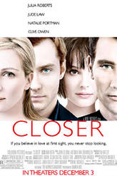 Closer showtimes and tickets