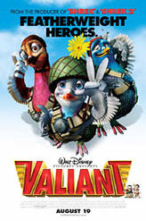Valiant showtimes and tickets