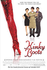 Kinky Boots showtimes and tickets