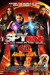 Spy Kids: All the Time in the World showtimes and tickets